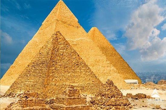 2-dagars resa till Kairo från Marsa ...