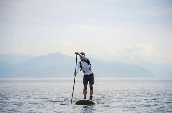Stand Up Paddleboarding Adventure a
