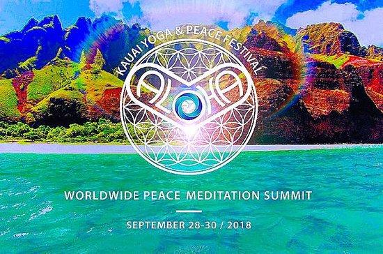 ALOHA Kauai Yoga y Festival de la Paz