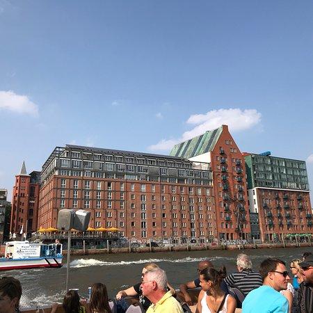 alternative Hafenrundfahrt