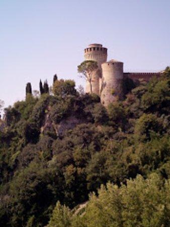 Rocca di Brisighella: Vista da torre dell'orologio