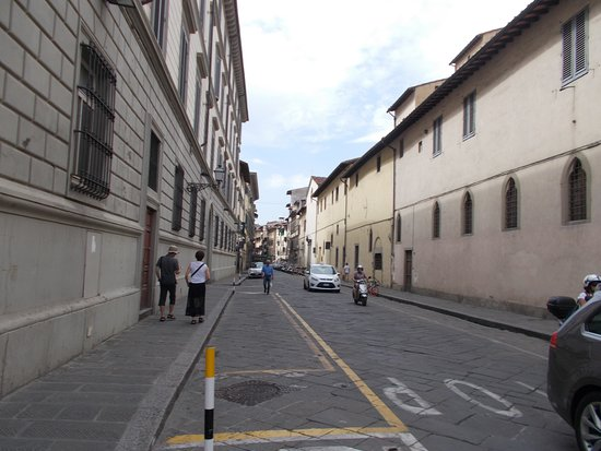 Via San Gallo