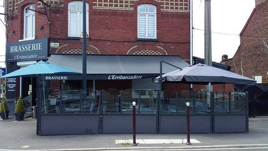 La Bassee, Γαλλία: L EMBARCADERE OUVERT DU MARDI AU DIMANCHE MIDI SERVICE JUSQUE 14 H
