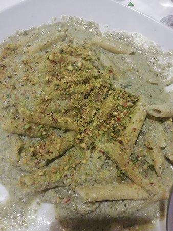 Osteria da Mariano: pistacchio