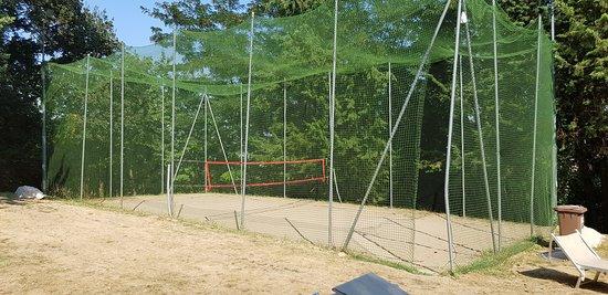 Freelandia la Valle dei Caprioli: Beach volley