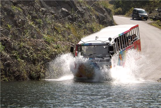 Yunishigawa Duck Tours