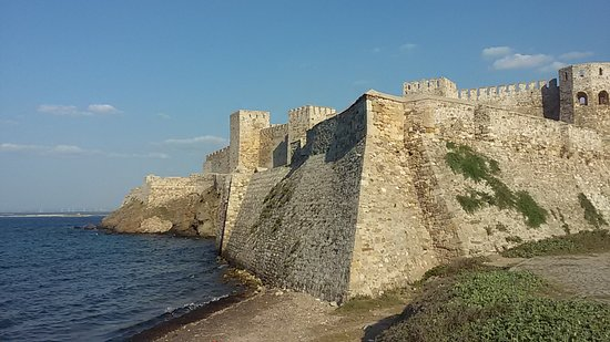 Bozcaada Castle Fortress