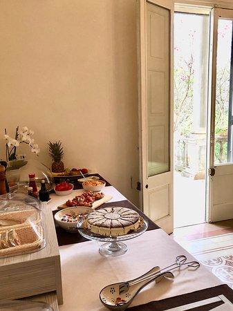 Santa Caterina, Italy: sala colazioni