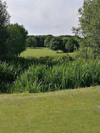 Ashton Golf Centre: View from the 4th tee