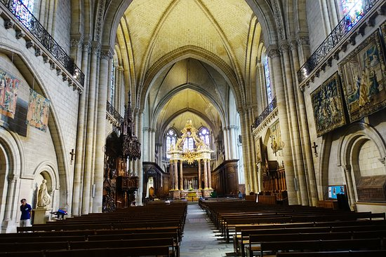 Cathedrale St-Maurice