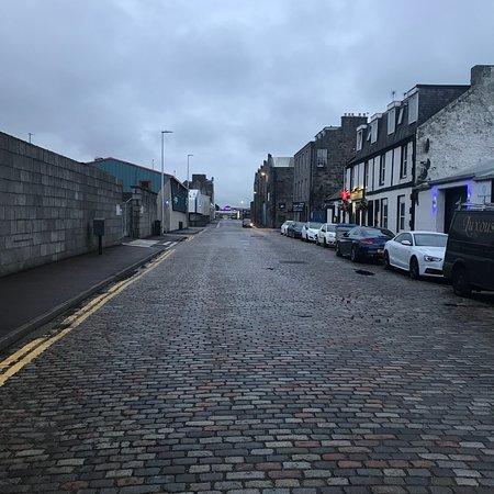 Aberdeen red light district