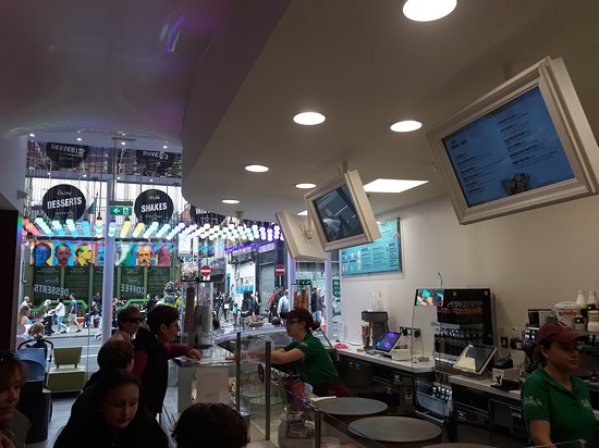 Gino S Gelato Dublin 90 South Great Georges St Updated 2020 Restaurant Reviews Menu Prices Tripadvisor