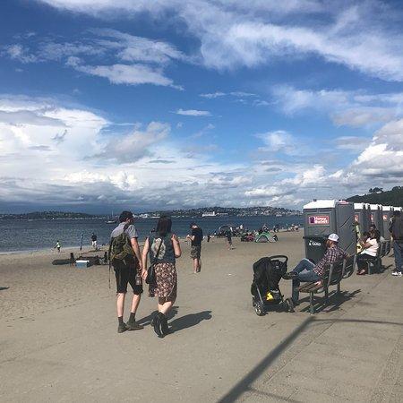 Alki Beach Photo2 Jpg
