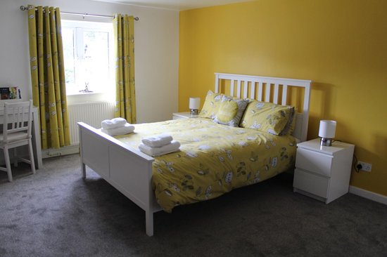 Winforton, UK: King Size En-Suite Bedroom
