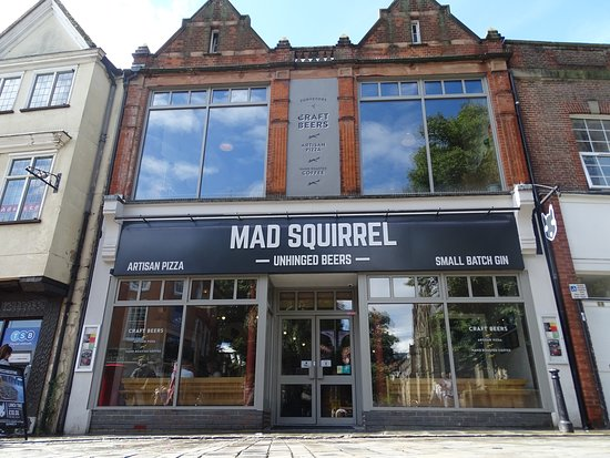 Mad Squirrel Tap Bottle Shop High Wycombe Updated 2020