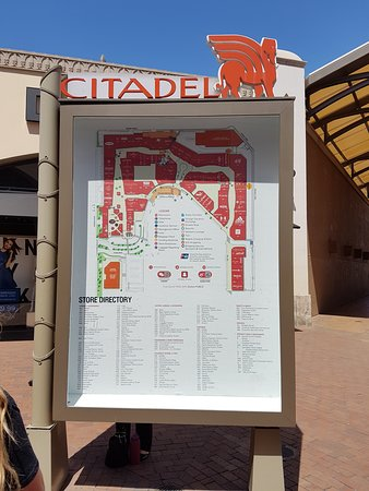Coach & Boss Outlets - Picture of Citadel Outlets, Los Angeles ...