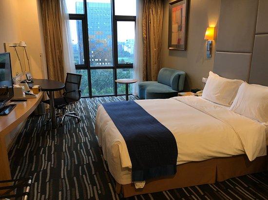 Holiday Inn Express Beijing Yizhuang, Hotels in Beijing
