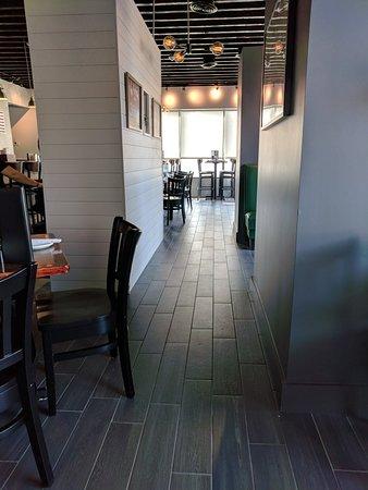 Sutton, Μασαχουσέτη: Brickatone Kitchen
