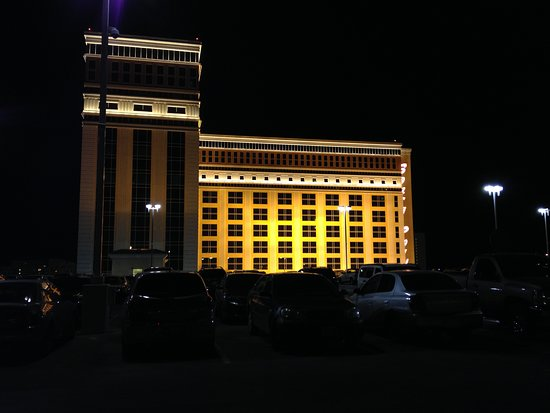 South Point From Top Of Parking Garage Picture Of Casino At South Point Hotel Las Vegas Tripadvisor