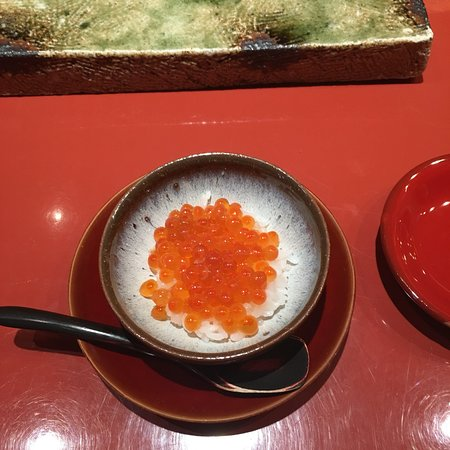 Incredible Omakase experience
