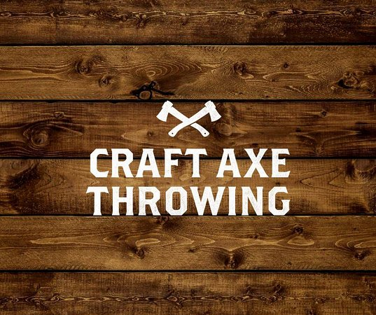 Craft Axe Throwing- Springfield