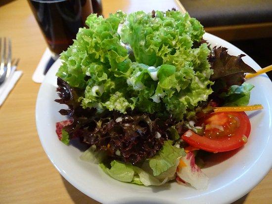 Spiegelau, Deutschland: Salat