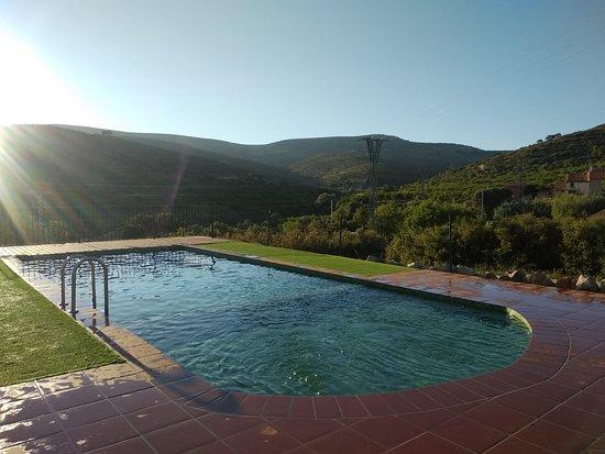 Vilar de Canes, España: piscina