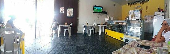 Maruda, PA: Restaurante E Pousada Esmeralda