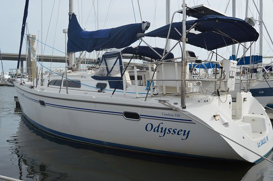 Odyssey Sail and Power Charters