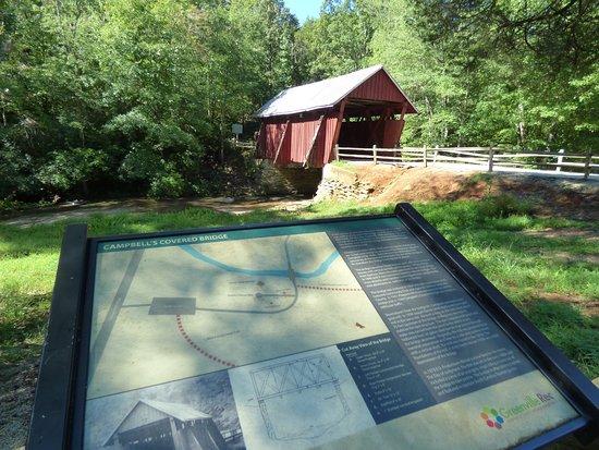 Landrum, SC: bridge
