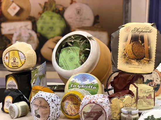 L'Antica Cascina Company Store and Dairy