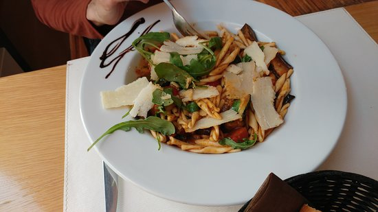 Delirio Culinario: Strozzapreti dell Ortolano
