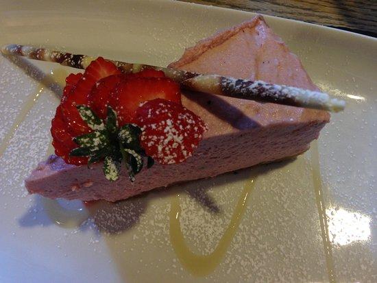 Appleton le Moors, UK: Cheesecake