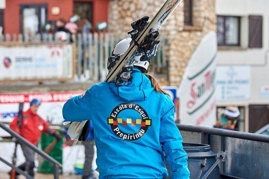 Esportec - Escola d'Esqui Prepirineu