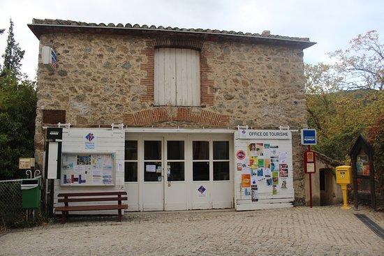 Office de Tourisme Conflent Canigo, antenne de Molitg-les-Bains