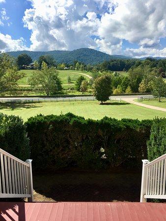 Washington, VA: View from the Middleton Inn