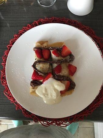 Derwent House Boutique Hotel: Delicious breakfast