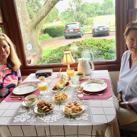 Washington, VA: Fairlea Farm Bed and Breakfast