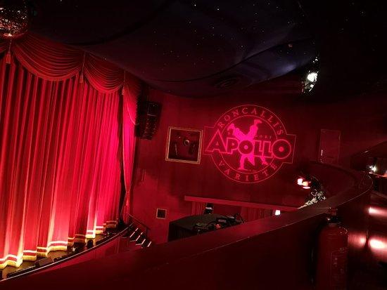 Roncalli's Apollo Variete