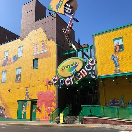 crayola experience easton 2018 all you need to know before you