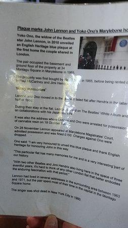 London Black Taxi Tours: Handouts