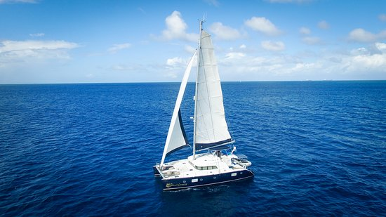 Rodney Bay, St. Lucia: Carnival Luxury Under Sail
