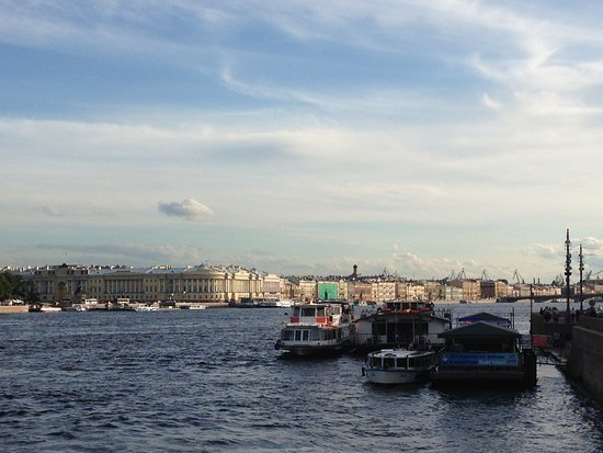 Neva Embankments: 123