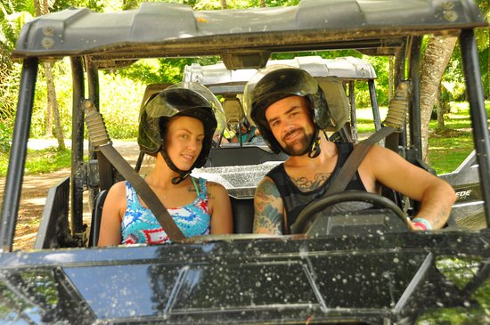 White River: Buggy Ride