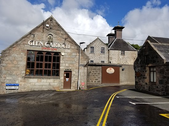 ‪Glen Garioch Distillery‬