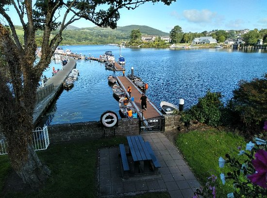 Killaloe, Irlanda: Great value fun for kids and pleasant for parents too