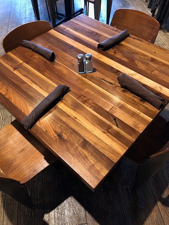 East End Grill Table