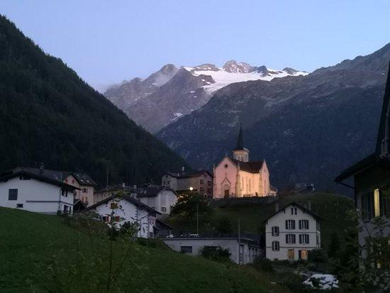 Auberge Mont-Blanc Trient