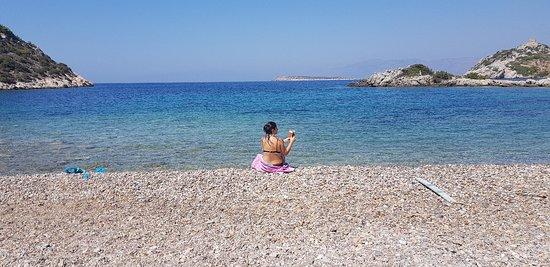 Mastichochoria, Greece: Didima Beach