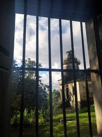 Convento Franciscano de Cairu: Vista